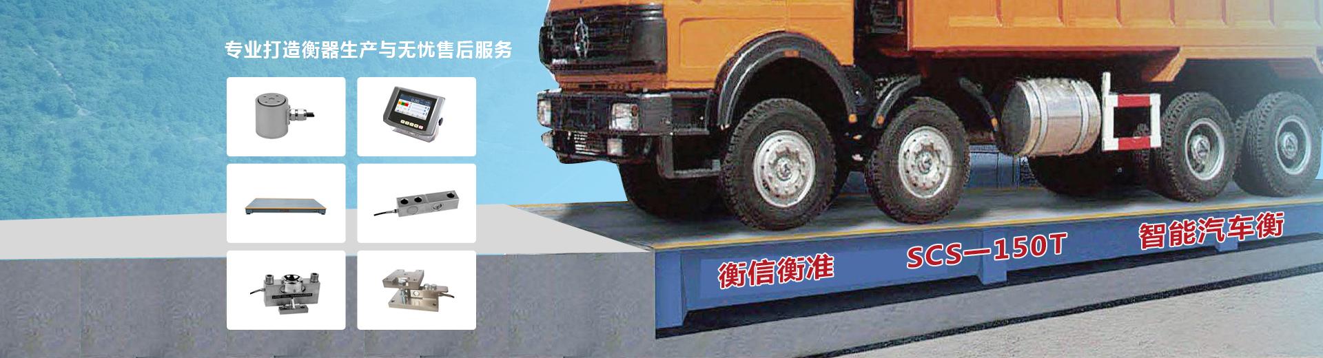 惠州汽车衡